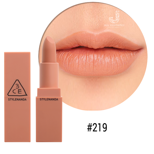 Bảng màu son 3CE Mood Recipe Matte Lip Color đầy đủ nhất